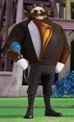 Seigneur Eggman