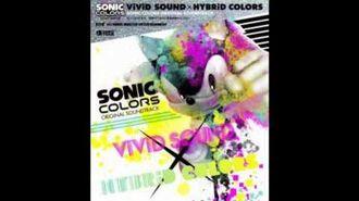 Sonic Colors Soundtrack - Vs Rotatatron & Refreshinator