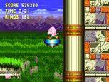Hyper Knuckles dans Sonic 3
