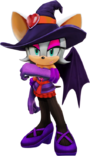 Sonic-Forces Speed-Battle - Witch-Rouge