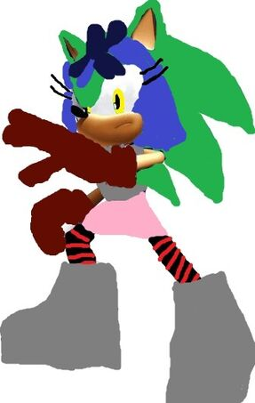 Jur the Hedgehog