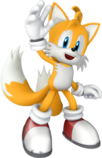 Miles Tails Prower Sonic The Hedgehog Fanon Wiki Fandom