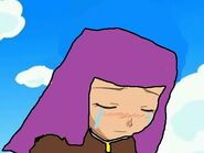 Nikki just crying