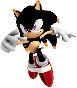 Thrash the hedgehog