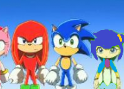 Sonic, Knuckles and Emily