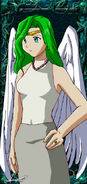 Ramona in Anime Maker
