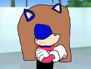 Luna in Sonic X