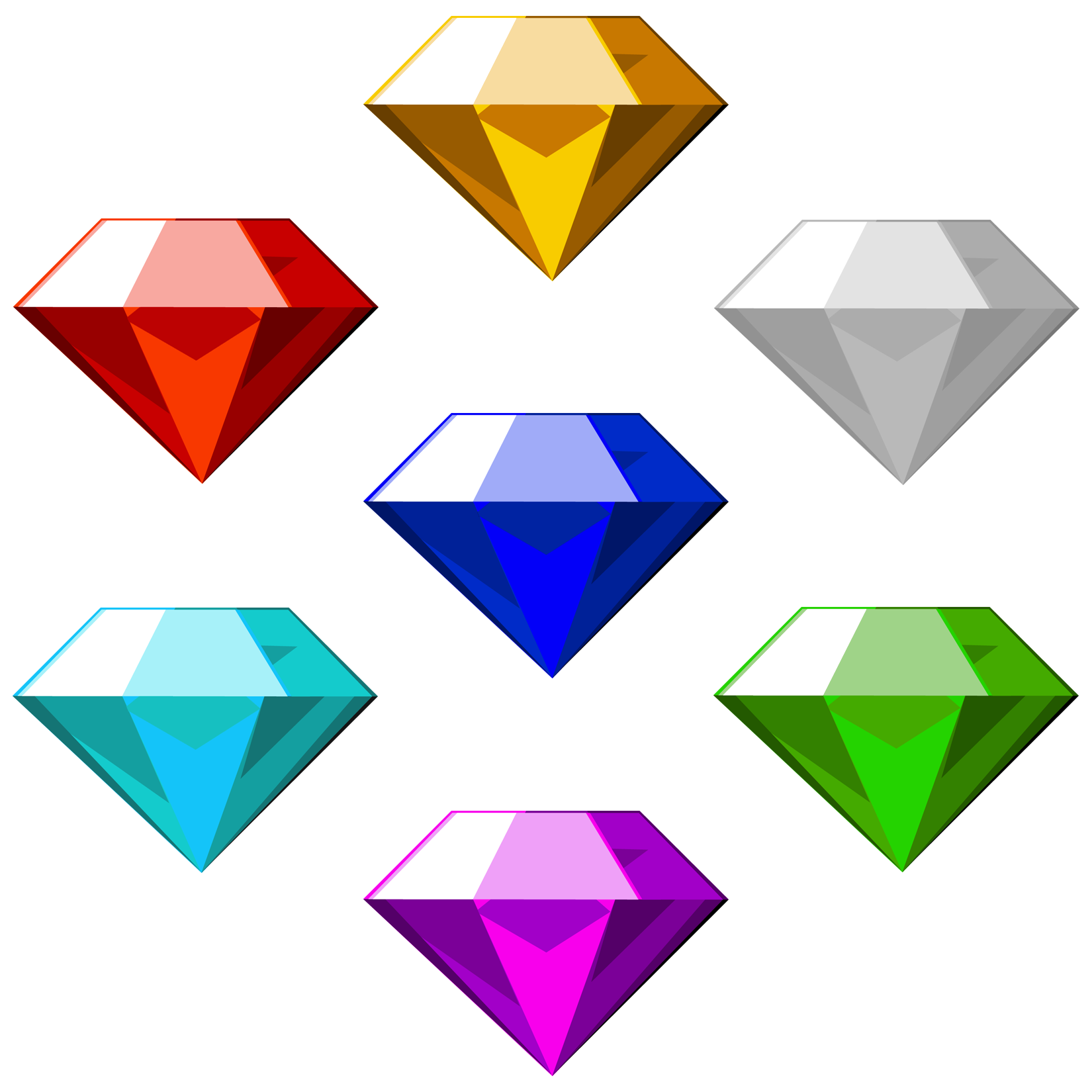 Image result for chaos emeralds