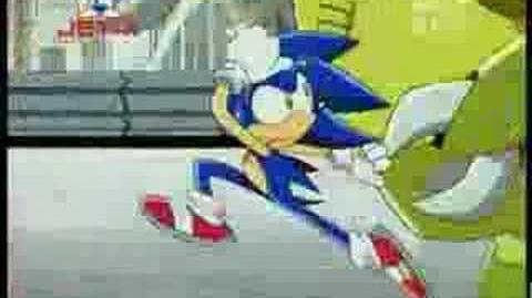 Sonic X - Intro