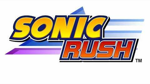 Sonic Rush Music - Wrapped in Black (CD Version)