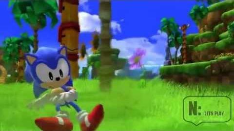 Sonic Generations - Opening Cutscene