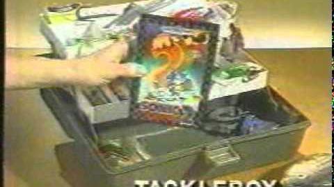 Sonic The Hedgehog 2 - Sega Genesis - Retro Commercial Trailer - 1992 - Sega 1