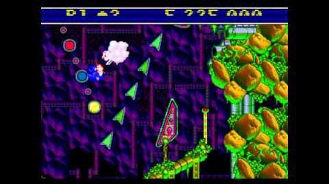RAGE QUIT - Sonic Spinball