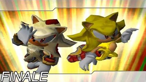 Sonic Adventure 2 Battle - Finale