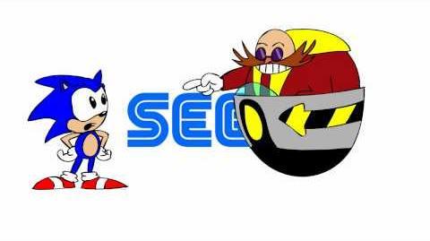 SEGA Start-Up Glitch? (Sonic 19th Birthday Contest Entry)