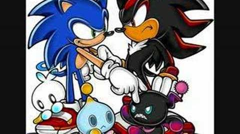Sonic Adventure 2 Battle - Crush 40 - Final Boss Battle Theme - Live and Learn