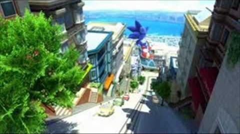 Sonic Generations - City Escape - Classic & Modern Remix.