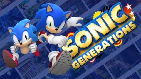 Sonic Generations OST - Planet Wisp (Modern Remix)