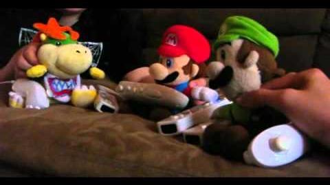 SDB Movie Mario's Babysitting Misadventure