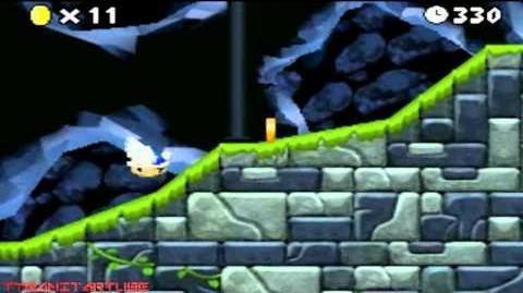 Mario Hacks - Adventure Super Mario Bros World 2-3 (Part 10)