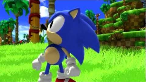 Sonic Generations Walkthrough Part 1