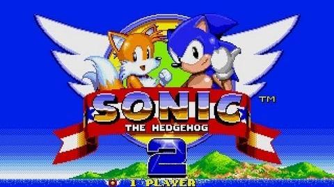 Sonic the Hedgehog 2 (Mega Drive Genesis) Longplay
