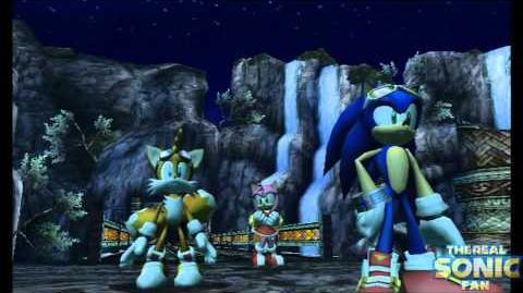 The Sonic Riders Zero Gravity Movie HD