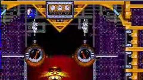 Sonic Spinball Boss 2 Roboboiler