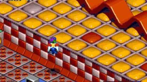 Sonic 3D Blast (Genesis) - Longplay