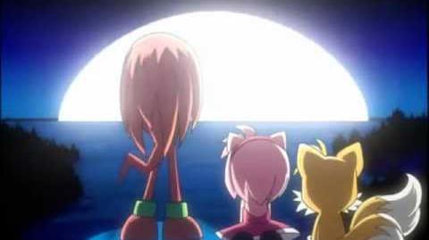 Sonic X Episode 1 - Chaos Control Freaks