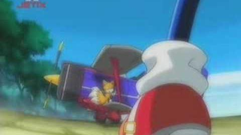 Sonic X - Sonic meets Tails