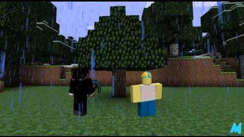 Minecraft Meets Roblox