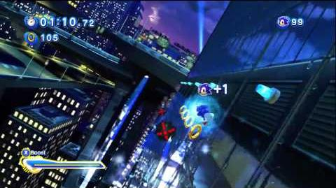 Sonic Generations Speed Highway Act 2