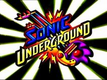 Sonic underground logo for real