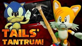 Sonic the Hedgehog - Tails' Tantrum!