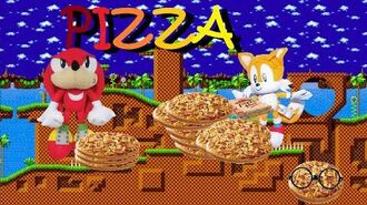 Sonic the Hedgehog - Pizza Delivery