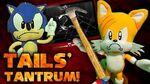 Sonic the Hedgehog - Tails' Tantrum!-0