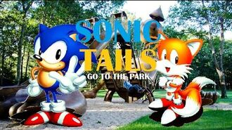 Sonic and Tails Go To The Park
