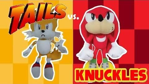 Sonic the Hedgehog - Tails vs