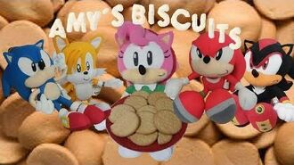 Sonic the Hedgehog - Amy's Biscuits