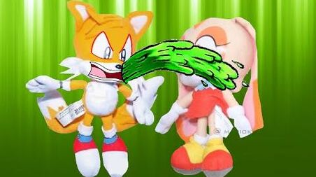 Sonic the Hedgehog - Tails' Sickness!