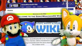 Welcome to the SonicWhacker55 Wiki!