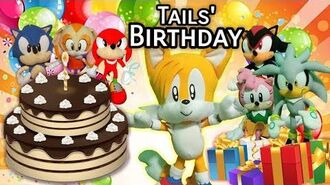 Sonic the Hedgehog - Tails' Birthday