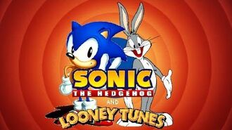 Sonic the Hedgehog and Looney Tunes