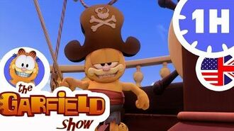 THE GARFIELD SHOW - SPECIAL 1H - Against all tides (Pirates)