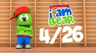Gummibär - I Am Bear (Music Video) - The Gummy Bear