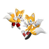 Sonic-Generations-Modern-Tails-and-Classic-Tails-Artwork