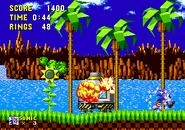 Sonic 1 Kapsel