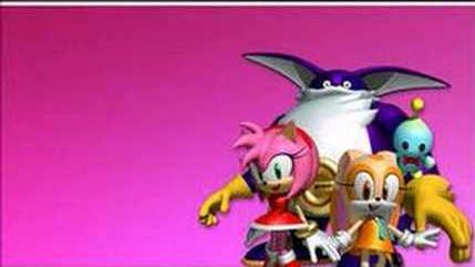 Sonic Heroes - Team Rose Theme