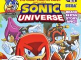 Archie Sonic Universe Ausgabe 63